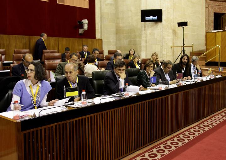 La presidenta del Parlamento murciano, Rosa Peñalver, coordinará el Grupo de Trabajo sobre Igualdad de la CALRE