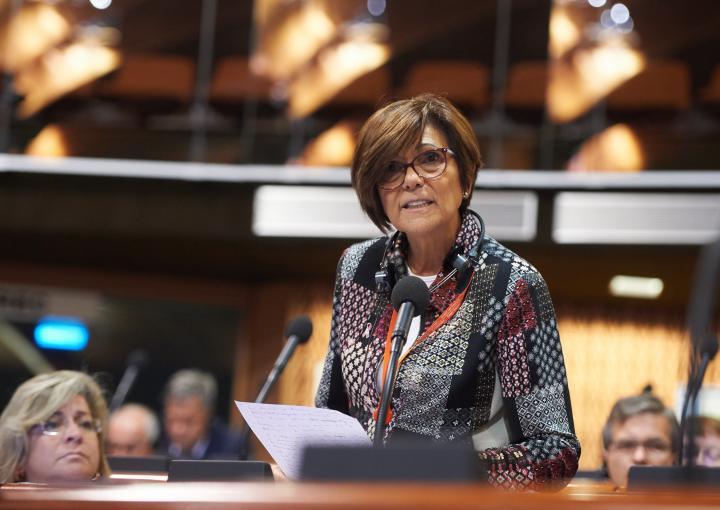 Rosa Peñalver participa en el plenario del 33 Congreso de Poderes Locales y Regionales de Europa