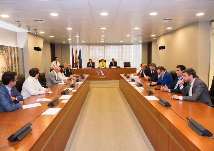 El Consejo Económico y Social de la Región de Murcia presenta su Memoria Socieconómica y Laboral