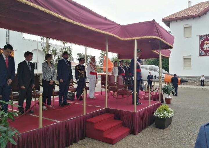 Amplia representación de la Asamblea en la entrega de nuevos despachos en San Javier