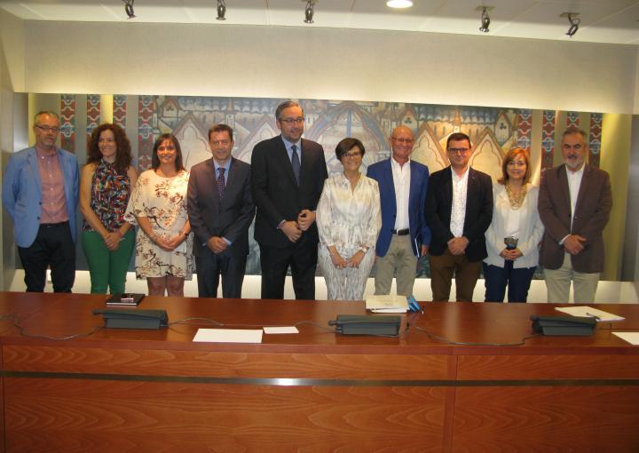Constitución Comisión Especial de Investigación sobre el Servicio Murciano de Salud