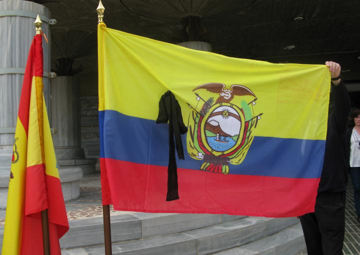 La Asamblea Regional de Murcia se vuelca con la comunidad ecuatoriana