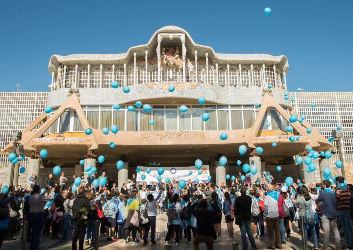 La Asamblea Regional se ha sumado a la celebración del Día Mundial de la Diabetes