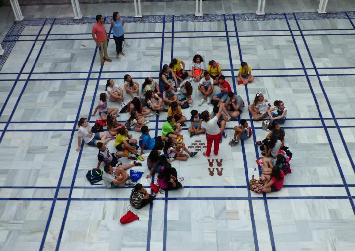 Más de 10.800 escolares visitaron la Asamblea Regional durante el pasado curso, 2016-2017