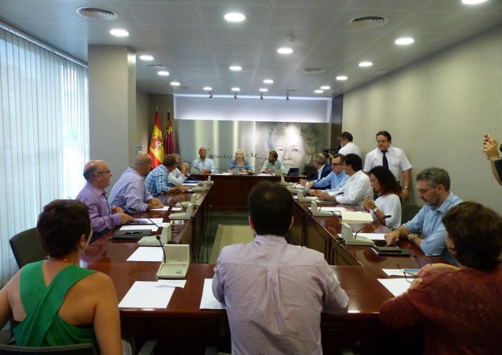 'Salvemos el Faro de Cabo de Palos' se ha reunido con representantes de las cuatro formaciones políticas