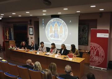 La presidenta de la Asamblea Regional ha inaugurado el IX Congreso Internacional de la Asociación Universitaria de Estudios de Mujeres, Audem