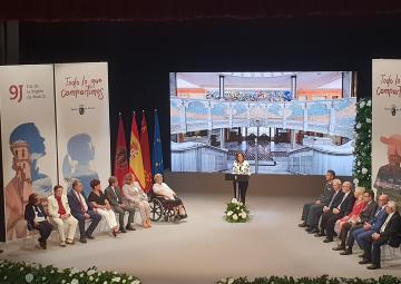 Acto institucional del Día de la Región de Murcia