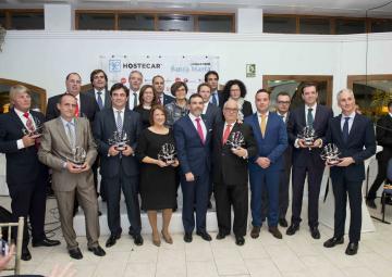 Entrega de Premios Santa Marta 2016, de Hostecar