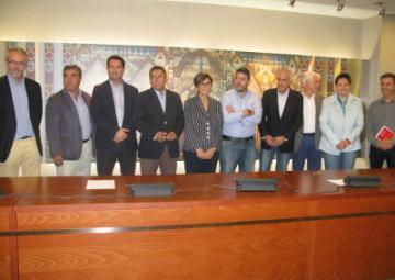 Constitución de la Comisión Especial de Investigación de la Desaladora de Escombreras