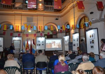 La presidenta de la Asamblea Regional, Rosa Peñalver, participó el pasado martes en el acto de apertura de la Semana de Murcia en Córdoba, Argentina