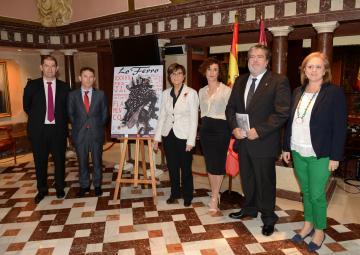 Presentación del XXXVII Festival Internacional de Cante Flamenco Lo Ferro