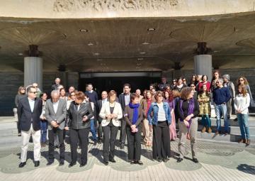 La Asamblea Regional se ha sumado al Paro Internacional de las Mujeres