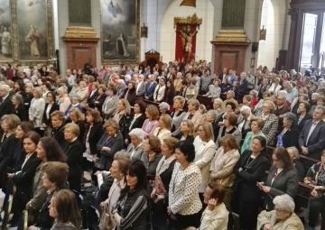 Misa solemne en honor a la Patrona de Cartagena, la Virgen de la Caridad