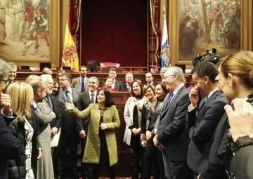 La presidenta de la Asamblea Regional, Rosa Peñalver, ha participado en el plenario de la Conferencia de Presidentes y Presidentas de Parlamentos Autonómicos, COPREPA