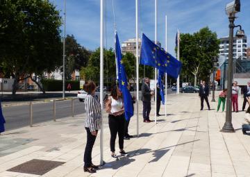 La Asamblea Regional ha conmemorado el Día de Europa