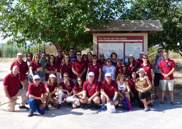 La Asamblea Regional celebra una jornada de convivencia en Caravaca de la Cruz