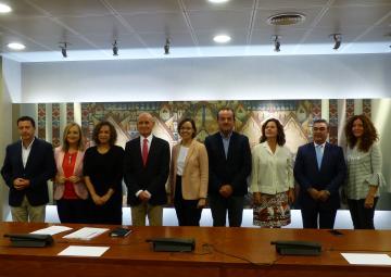 Comisión de Sanidad y Asuntos Sociales de la Asamblea Regional de Murcia