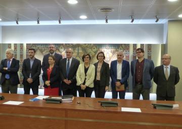 Comisión Especial de Seguimiento de la entrada del AVE a la Región de Murcia