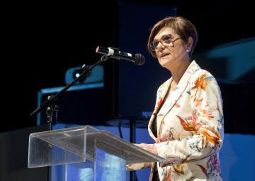 Rosa Peñalver pregona el Festival de Lo Ferro