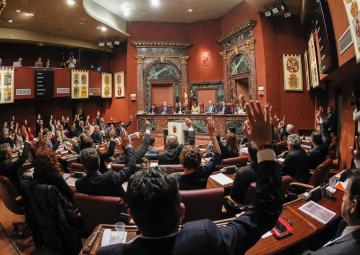 La Asamblea aprueba la Reforma del Estatuto de Autonomía