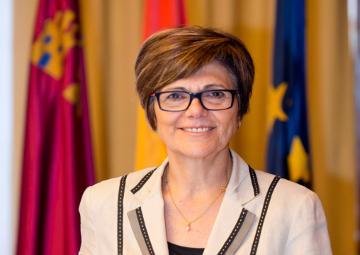 Presidenta de la Asamblea Regional de Murcia