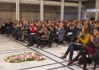 Acto homenaje a las víctimas de violencia de género