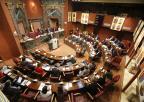 Última sesión plenaria del periodo ordinario de la IX Legislatura