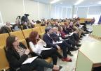 XXIV Jornadas de la Asociación Española de Letrados de Parlamentos, AELPA, en la Asamblea Regional