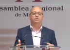 Luis Francisco Fernández Martínez, diputado del Grupo Parlamentario Ciudadanos-Partido de la Ciudadanía