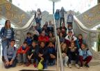 Alumnos del CEIP Al-Kazar, de Los Alcázares