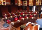 Alumnos del Colegio Ays, de Murcia
