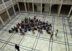 Alumnos del CEIP Emilio Candel