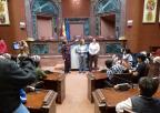 Alumnos del CEIP San Juan Bautista, de Alquerías