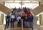 Alumnos del CEIP El Mirador, de San Javier