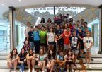 Alumnos del CEIP Pasico Campillo, de Lorca