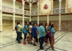 Alumnos del CEIP Las Pedreras, de Calasparra