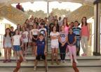 Alumnos del CEIP Vista Alegre, de Las Torres de Cotillas