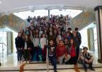 Alumnos del Colegio Reino de Murcia, de Murcia