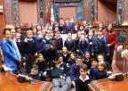 Alumnos del CEIP San Francisco de Asís, de Lorca