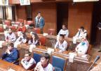 Alumnos del CC Mirasierra, de Murcia