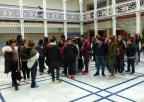 Alumnos del CEIP Ciudad de la Paz, de Murcia