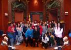 Alumnos y alumnas del IES Isaac Peral, de Cartagena