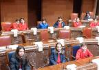Alumnos y alumnas del Centro de Educación AYS, de Murcia