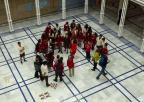 Alumnos y alumnas de la Cooperativa de Enseñanza Virgen del Pasico, Torre Pacheco