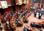 Alumnos y alumnas del CEIP Obispos García-Ródenas, de Bullas