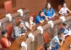 Alumnos y alumnas del CEIP Virginia Pérez, de El Algar, Cartagena