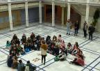 Alumnos y alumnas del CEIP Sagrado Corazón de Librilla