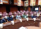 Alumnos y alumnas del CEIP Profesor Enrique Tierno, de Murcia