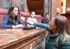 Alumnos y alumnas del CEIP Ginés García Martínez, de Mazarrón