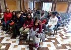 Alumnos y alumnas del CEIP Nuestra Señora de Fátima, de Murcia